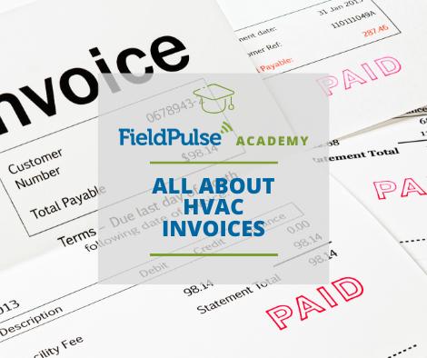 HVAC Invoices