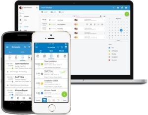 small service business software