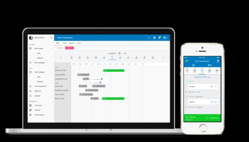 Employee Time Clocking & Tracking