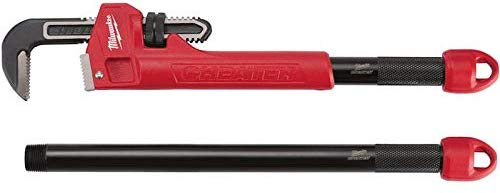 Plumbing Tools - Adjustable Pipe Wrench