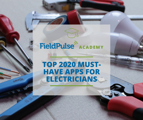 Best Apps for Electricians | FieldPulse