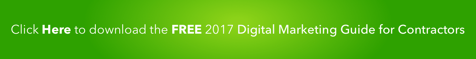 2017 digital marketing guide for contractors