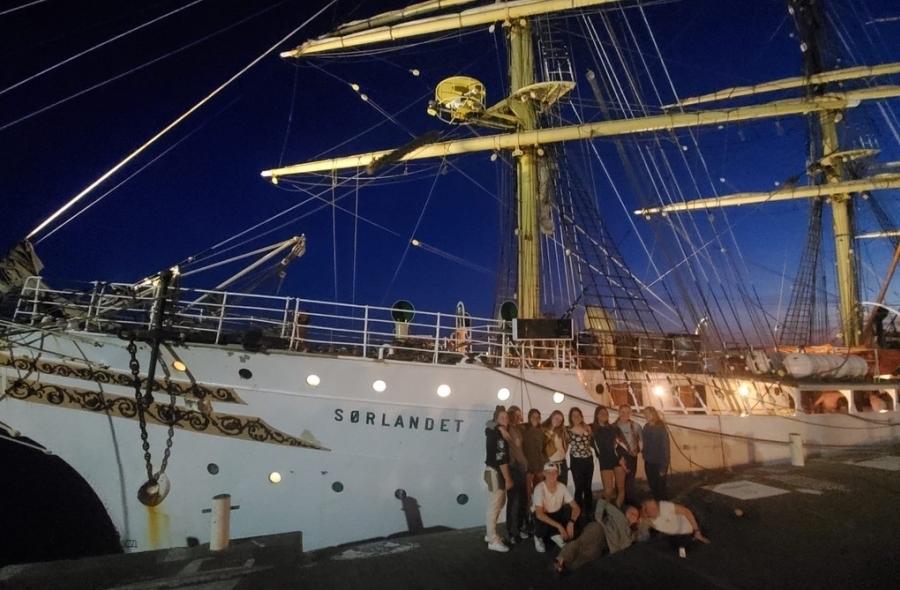 Sørlandet koronafast på Bermuda