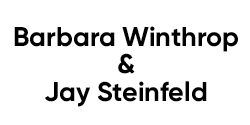 Barbara Winthrop and Jay Steinfeld