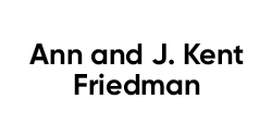 Ann and J. Kent Friedman