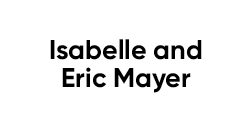 Isabelle and Eric Mayer