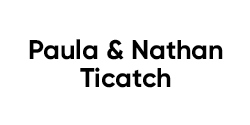 Paula and Nathan Ticatch