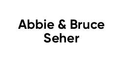 Abbie and Bruce Seher