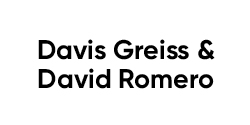 David Greiss and David Romero
