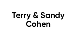 Terry and Sandy Cohen