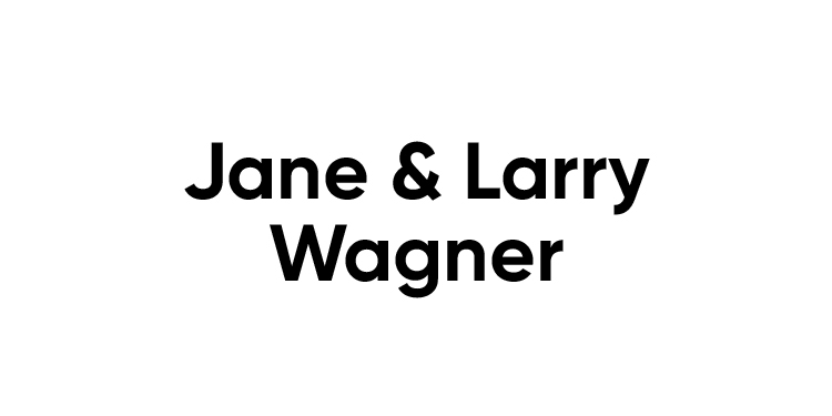Jane and Larry Wagner