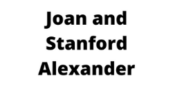 Joan and Stanford Alexander