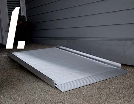 image of the new GATEWAY 3G ramp only