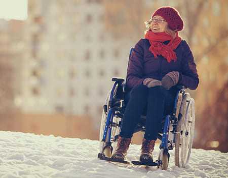 winter wheelchair img