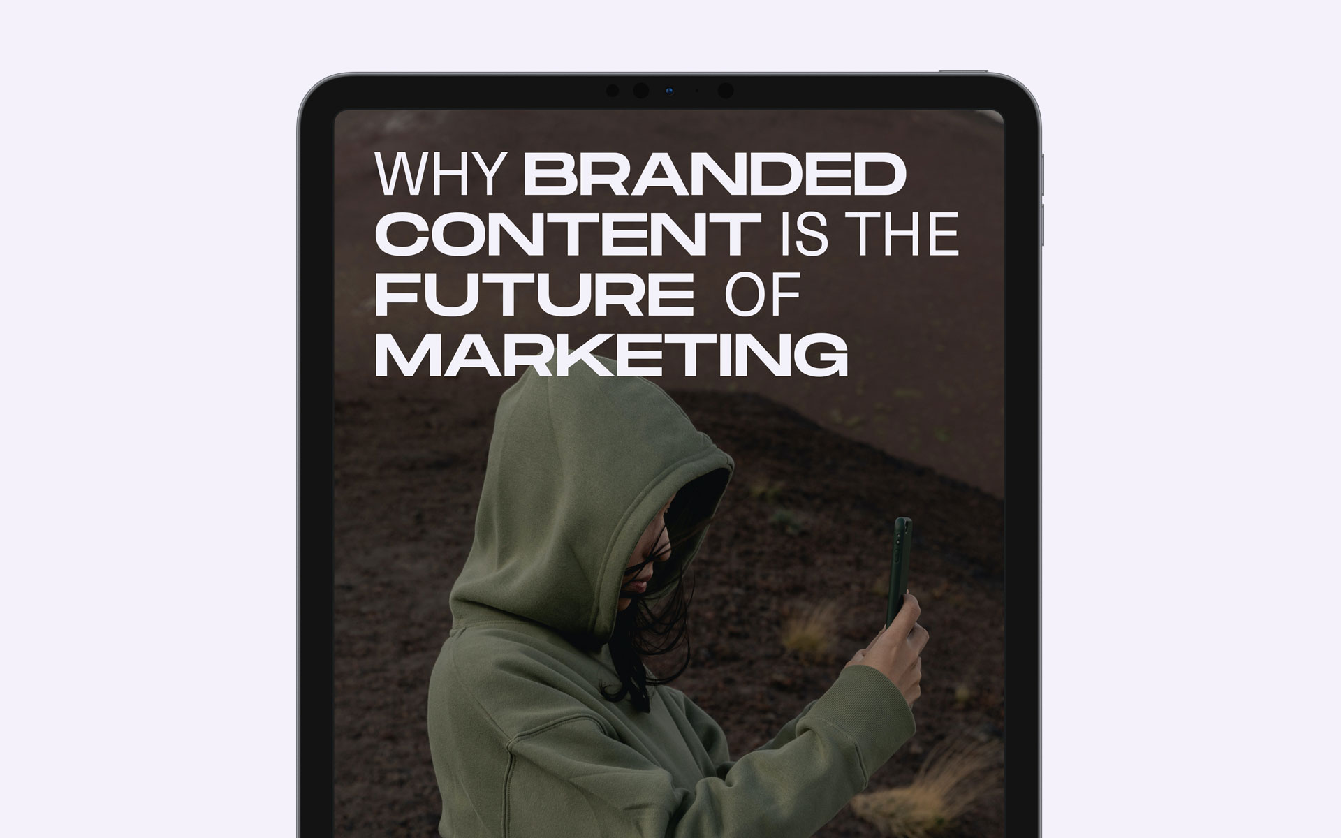 "Vocal for Brands Publishes New E-book: ""Why Branded..."