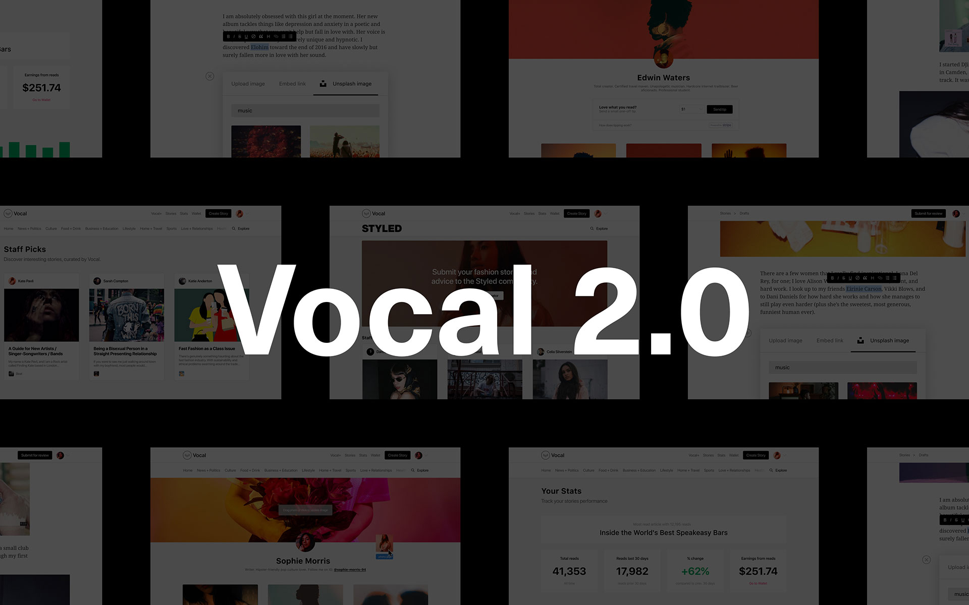 Introducing the Next Chapter of Vocal