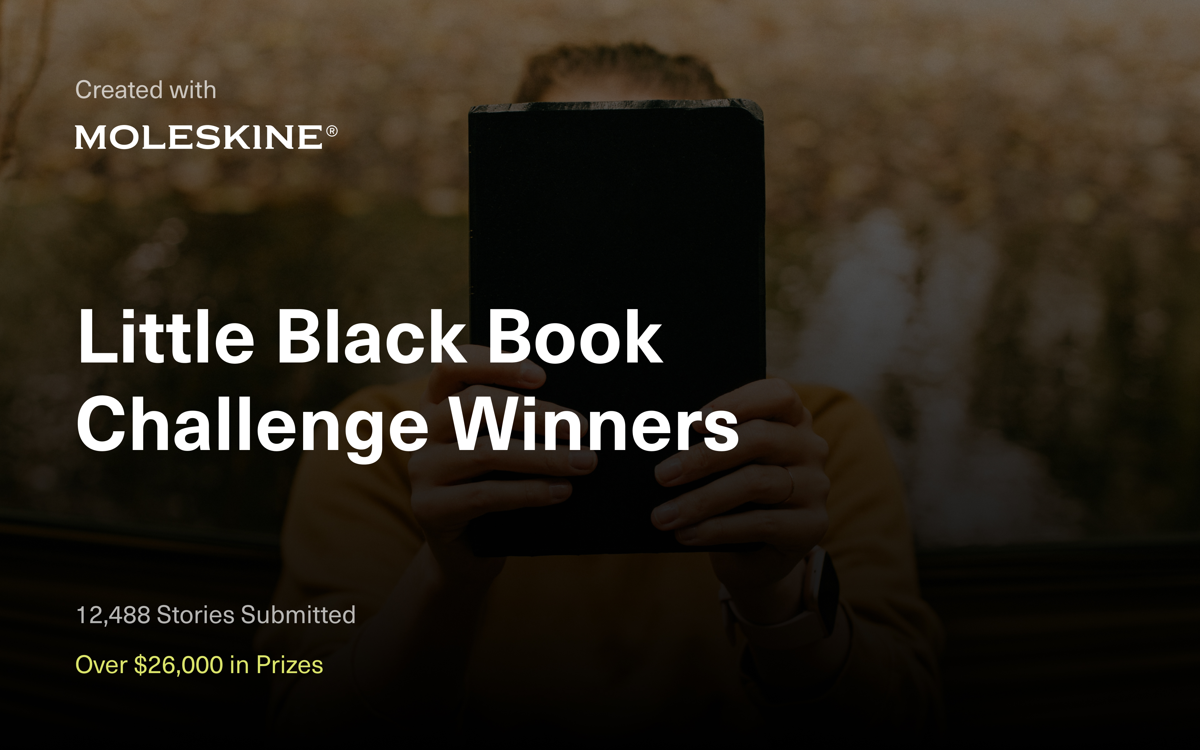 Little Black Book Challenge Winners