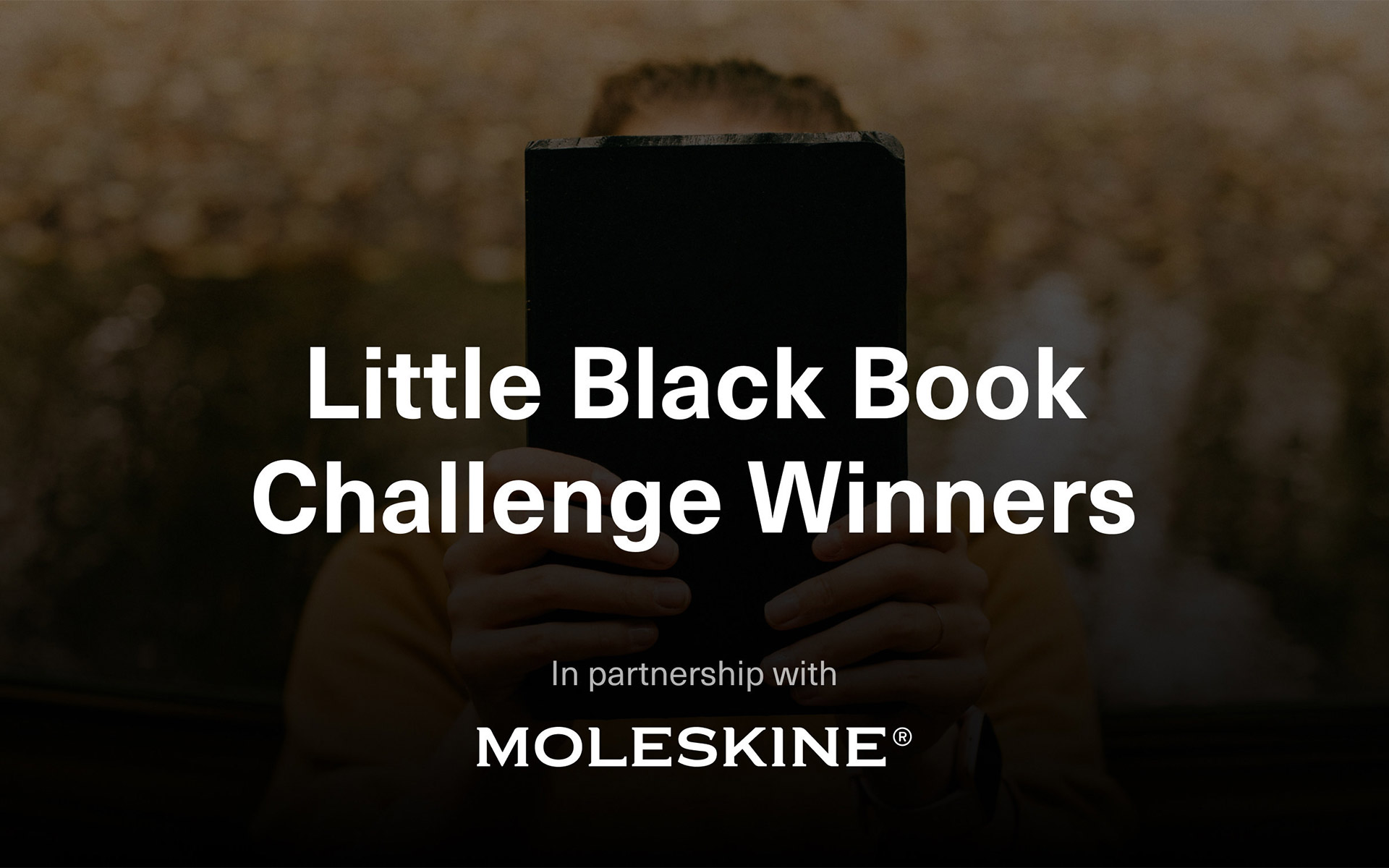 "Creatd, Inc. Announces $20K Grand Prize Winner of Vocal and Moleskine's ""Little Black Book"" Challenge; Partnership Has Yielded Record Level of Submissions"