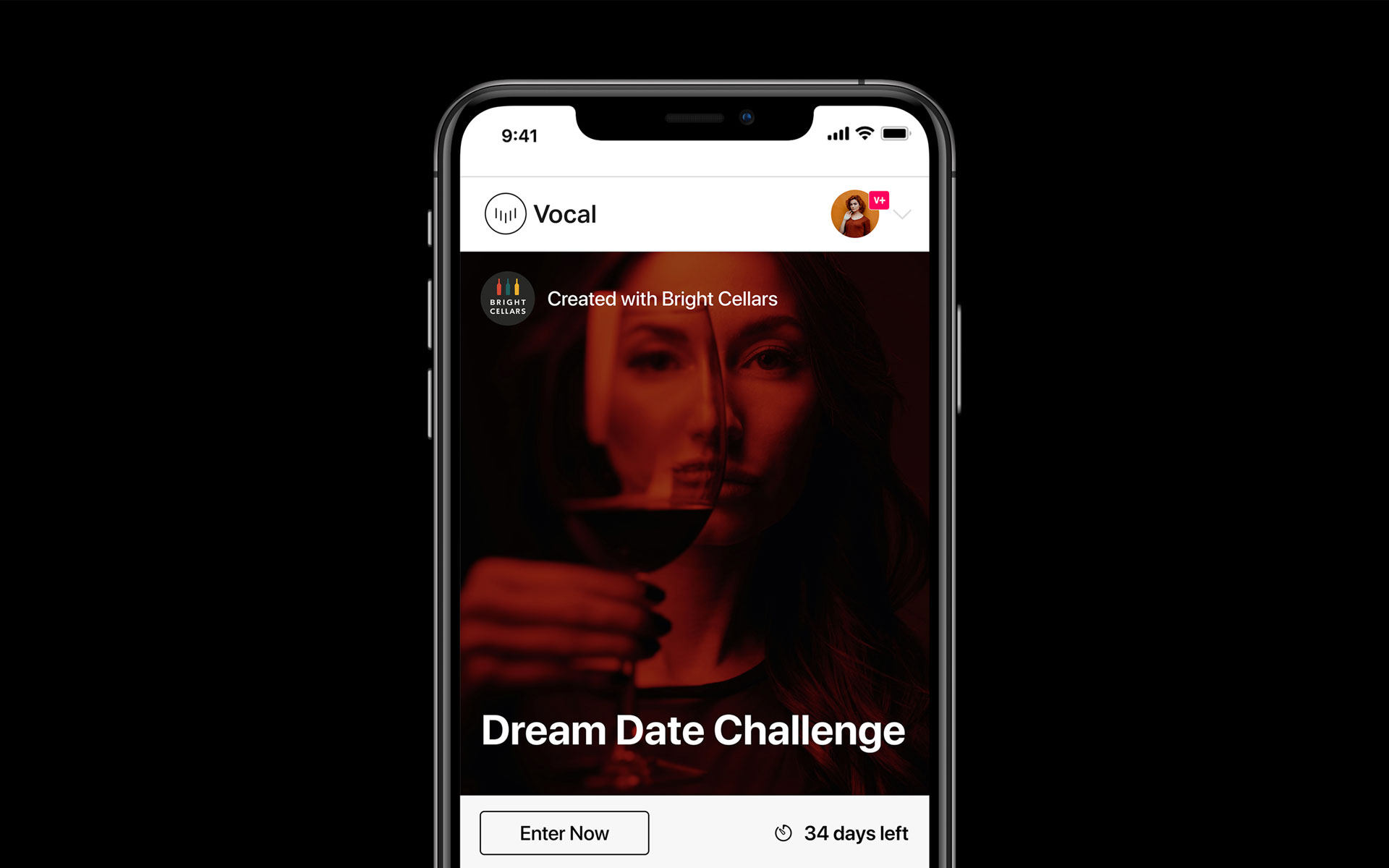 "Creatd, Inc. Partners with DTC Subscription Wine Club, Bright Cellars, to Launch Vocal's ""Dream Date"" Challenge"