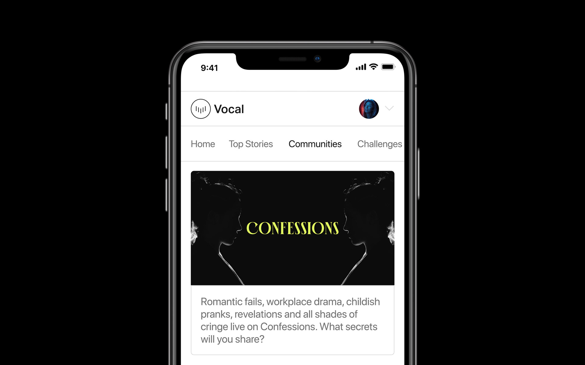 Creatd, Inc. Announces the Launch of Vocal's 36th Owned-and-Operated Community, 'Confessions'