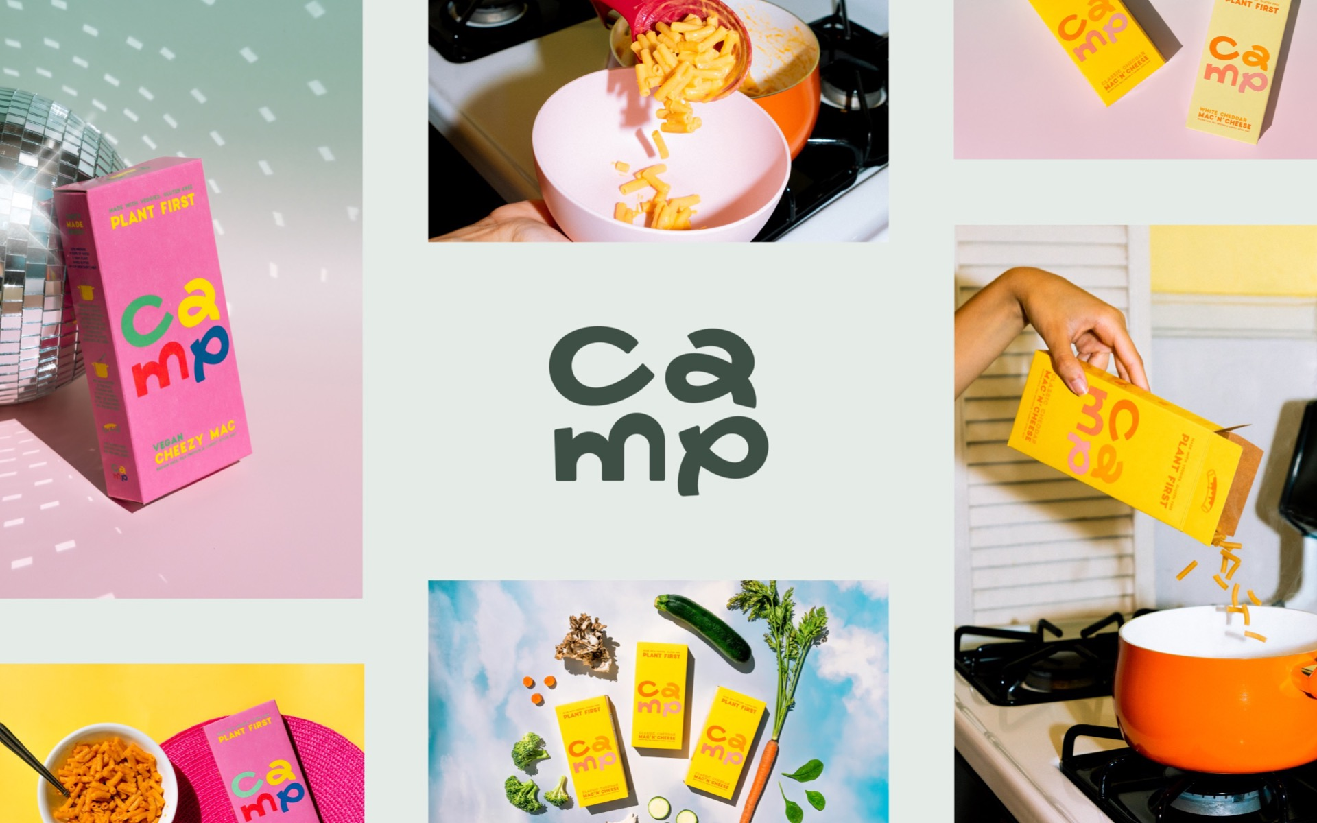 Creatd Announces Debut of Camp's Website Redesign and New Product Launches