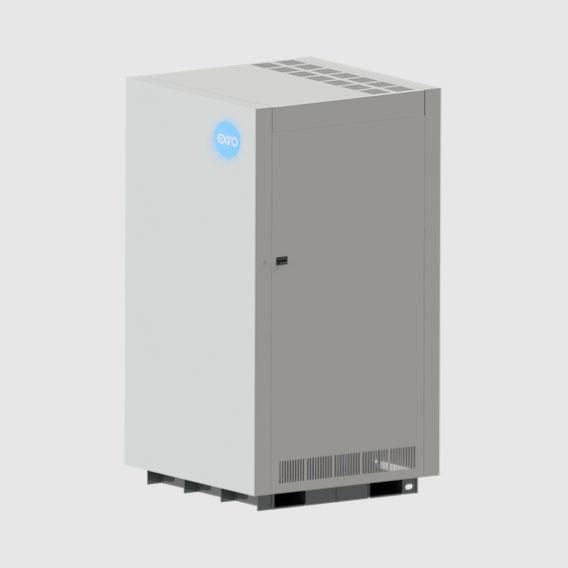 exro technologies energy storage system standalone