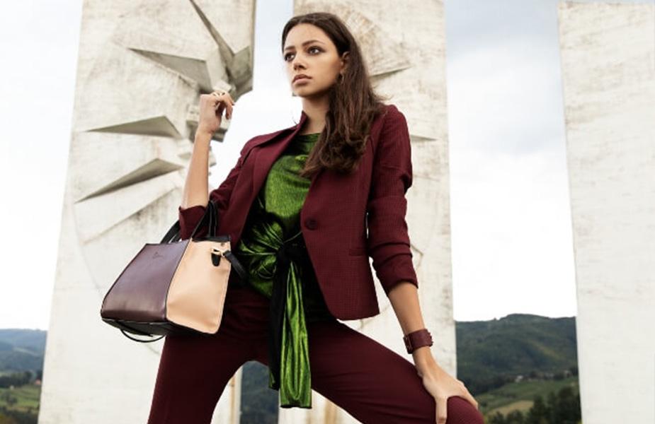 Nevena Marković za  P....S.... Fashion