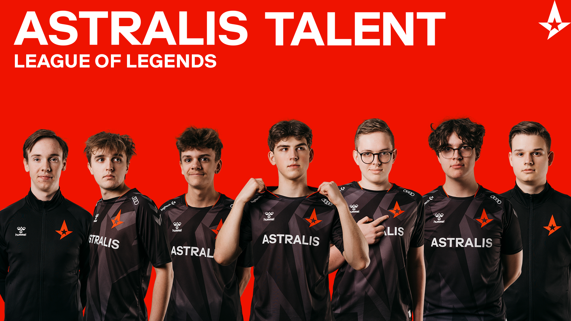 Astralis Talent League Of Legends Awarded For Strong Performance