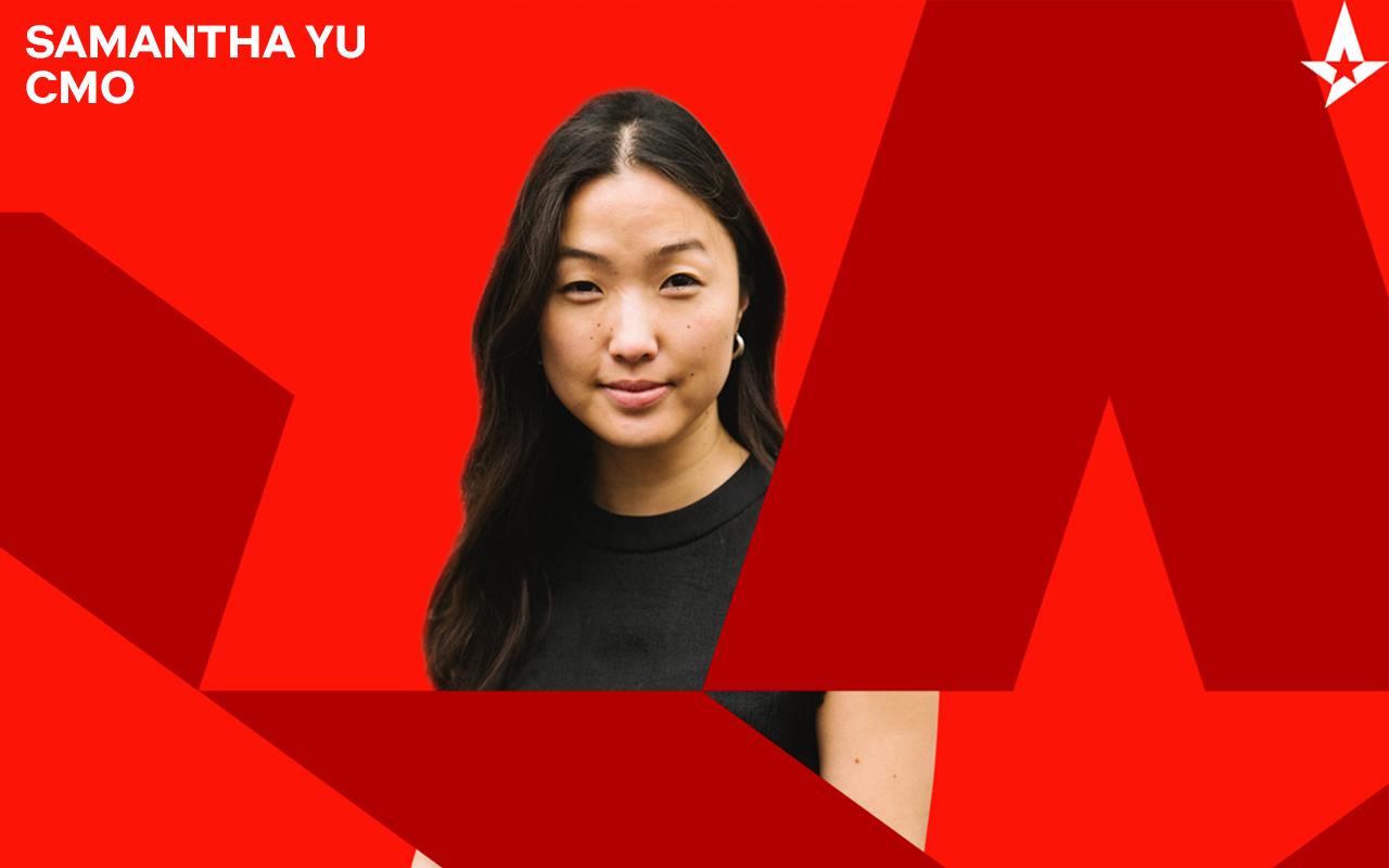 Astralis Group Hires Samantha Yu As New CMO