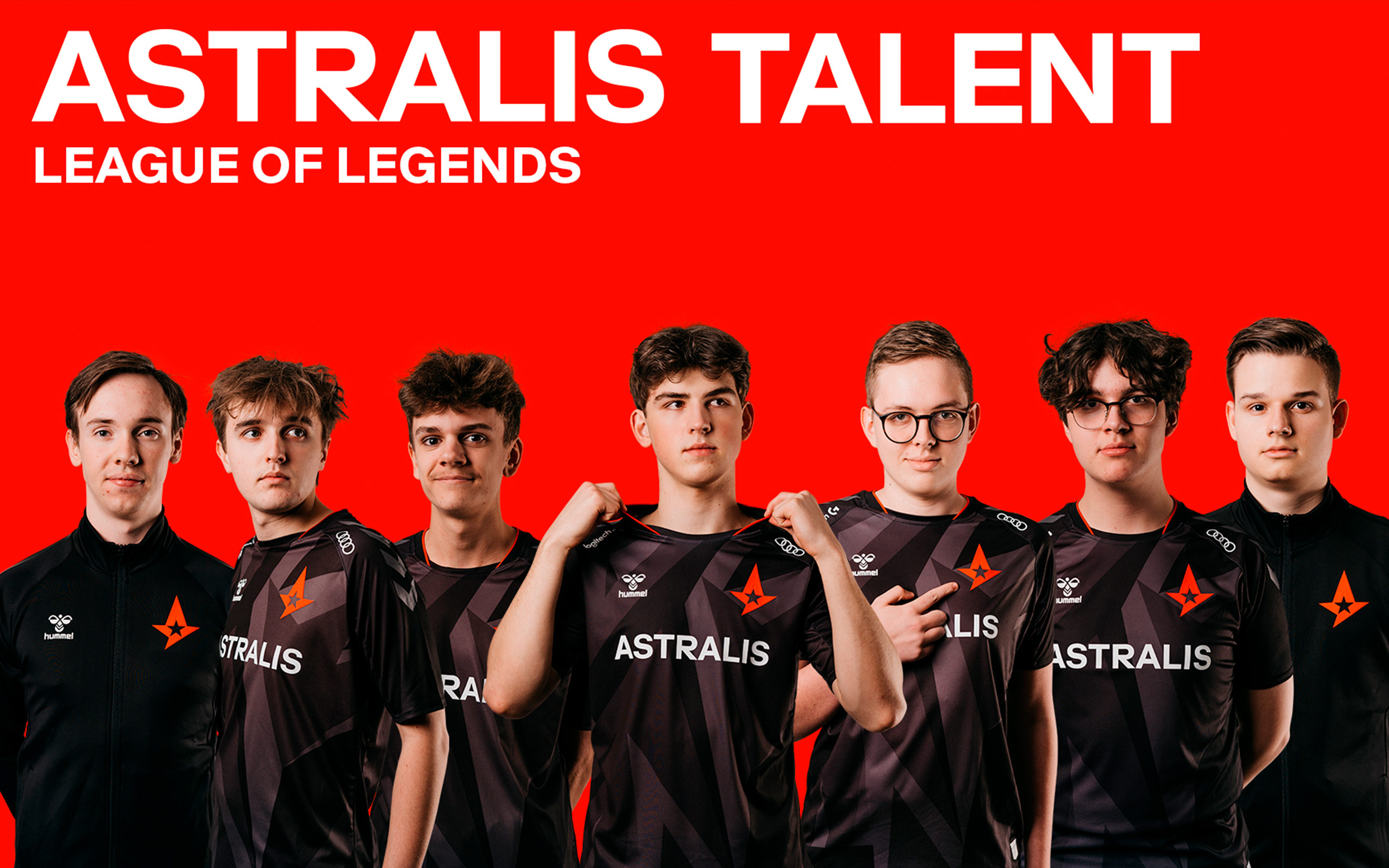 Astralis Talent League Of Legends Fighting Through First Tournament