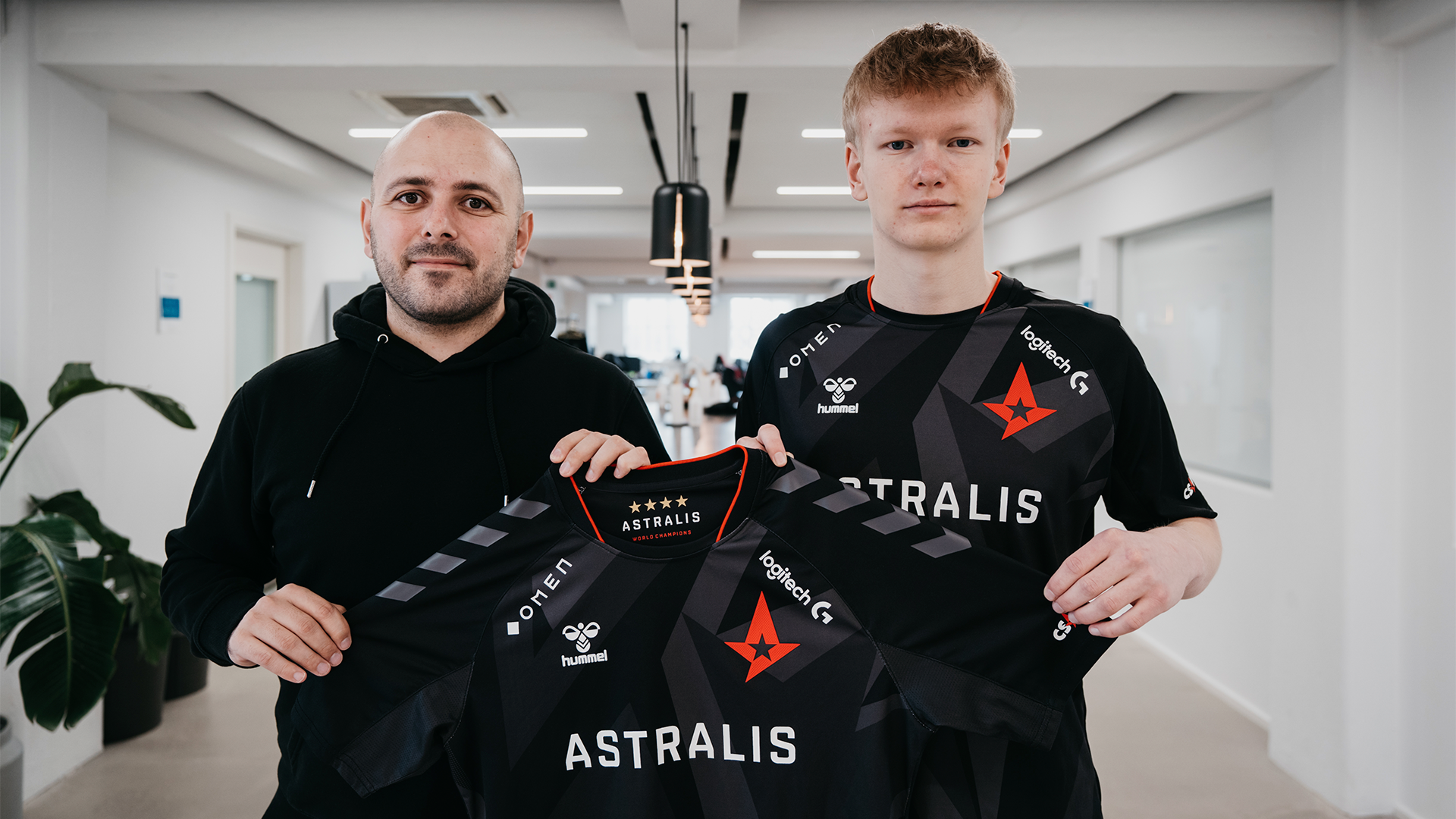 Astralis Talent sign 'Altekz'