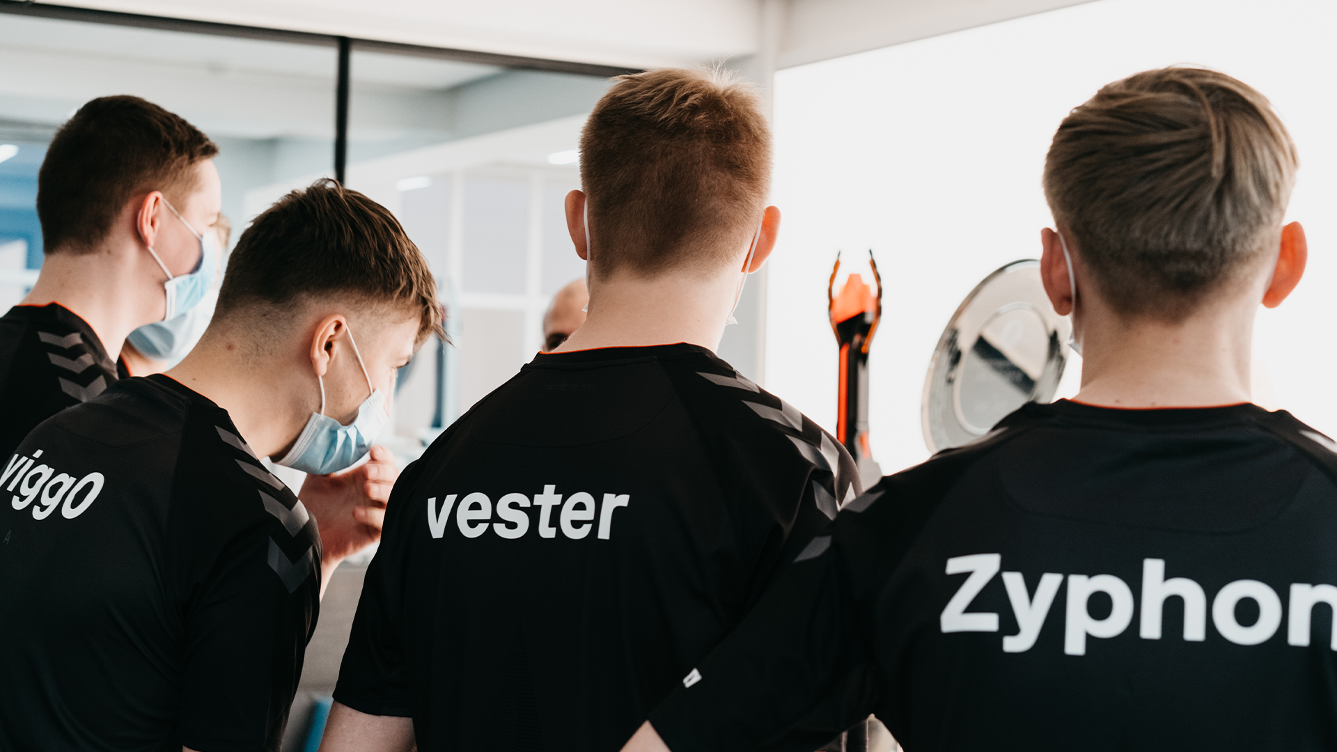Astralis Talent And Zyphon Parts Ways