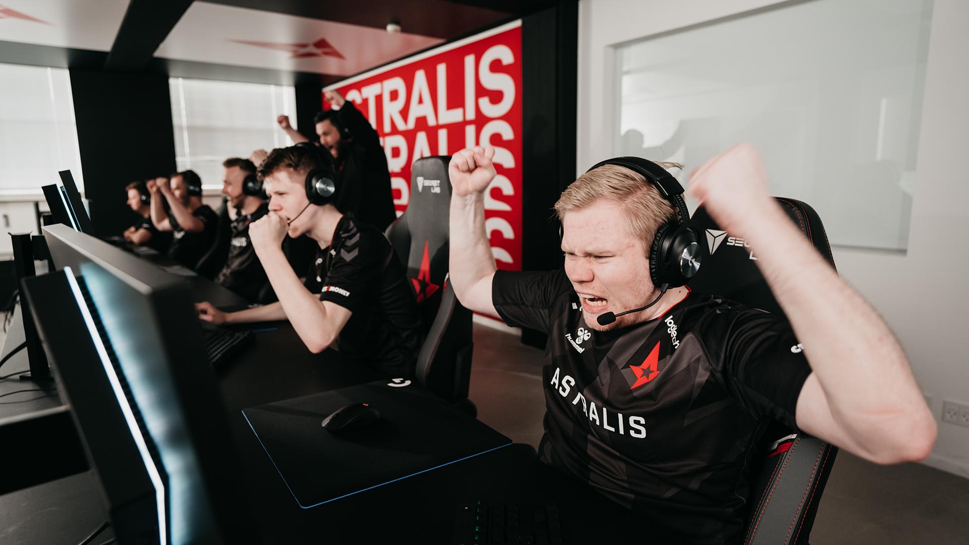 Astralis Is Going To BLAST Premier Fall Final In Copenhagen