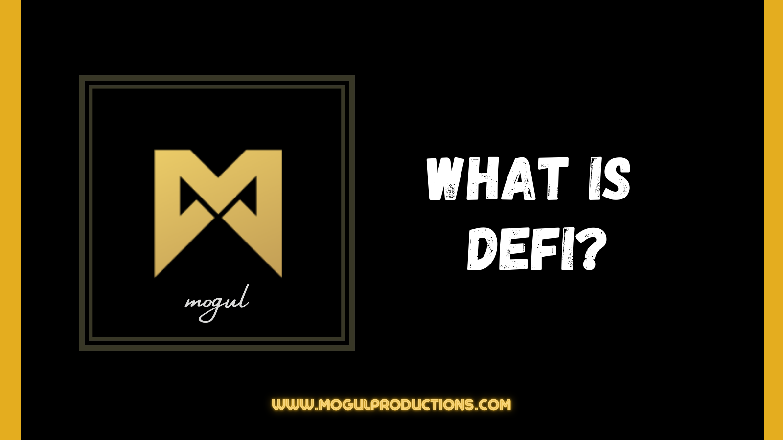 What is DeFi in Crypto & Why Do We Need It?