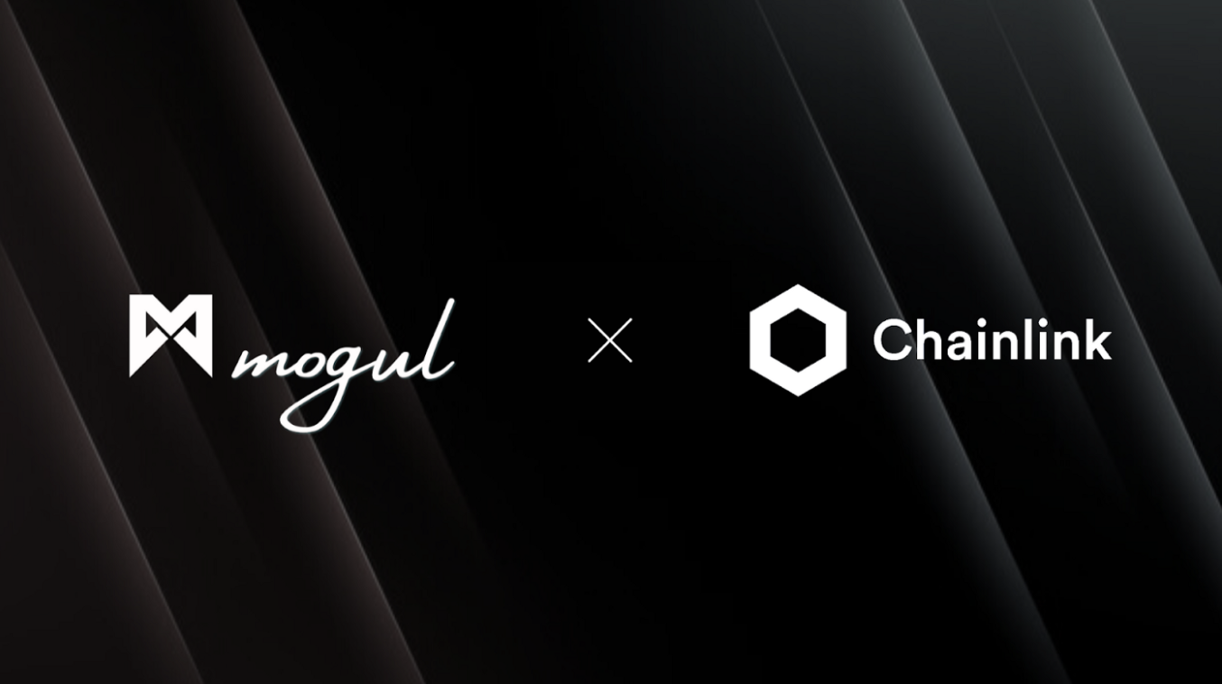 Mogul Partners with Chainlink