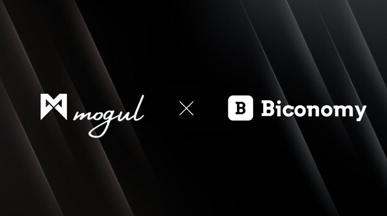 Mogul Partners with Biconomy