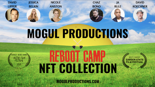 Mogul To Create NFT Series for Reboot Camp Movie