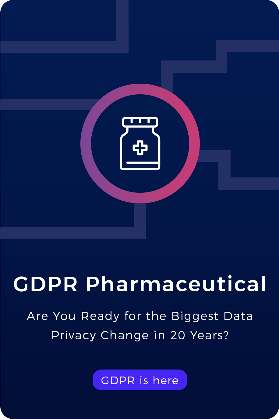 GDPR For The Pharmaceutical And Medical Industry