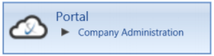 Portal administration