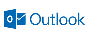 Microsoft's Outlook email service provider - company logo