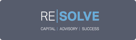 Resolve, business advisory and investment house - Company logo