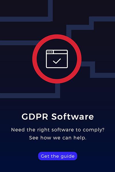 GDPR Software ebook