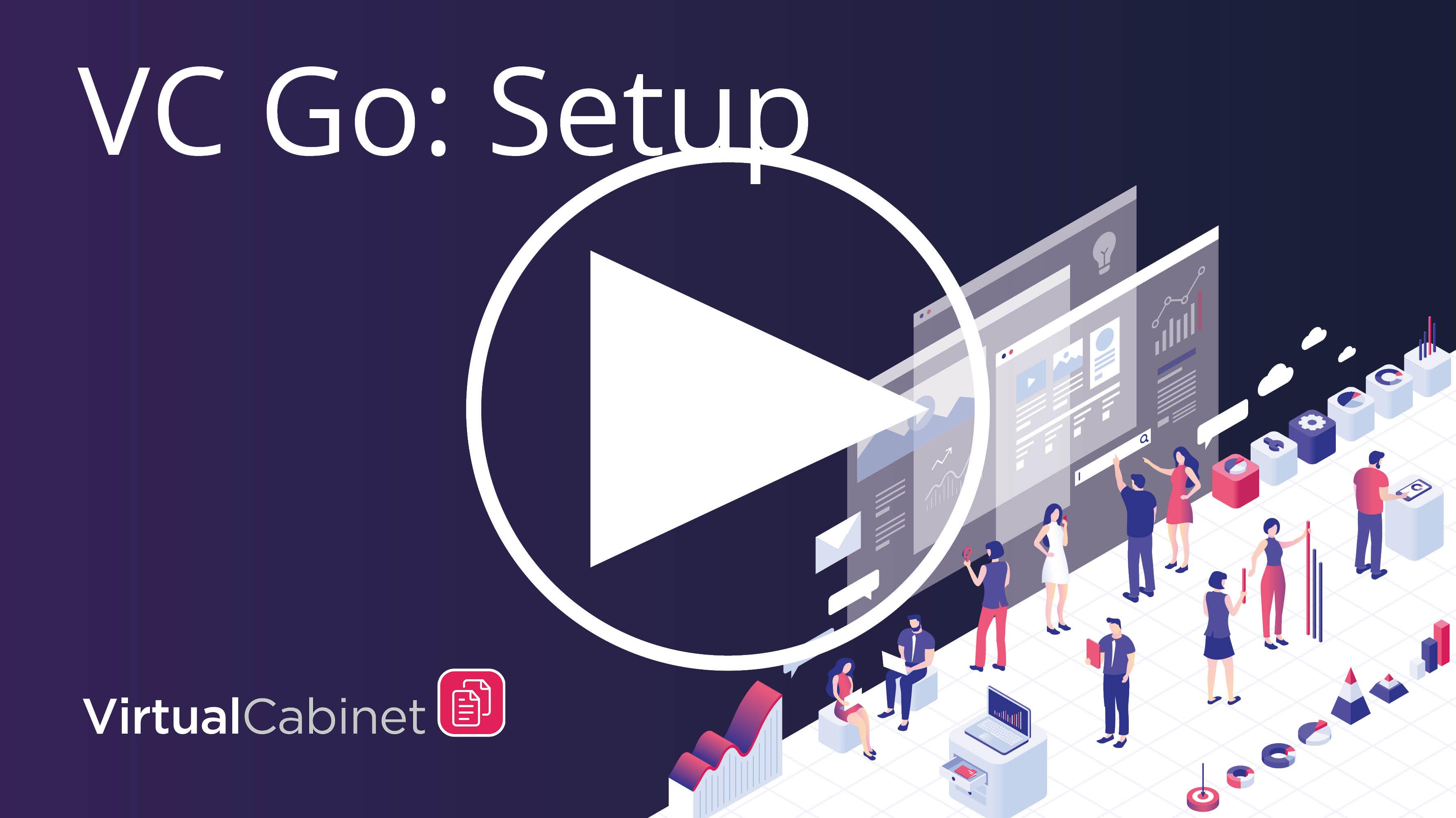 VC Go mobile app setup video