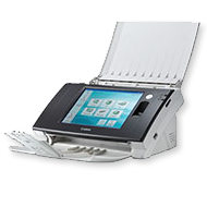 Canon Scanfront 300, desktop scanner