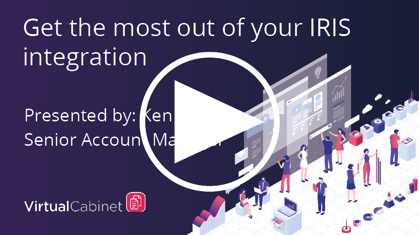 Get the most out of your IRIS integration - webinar