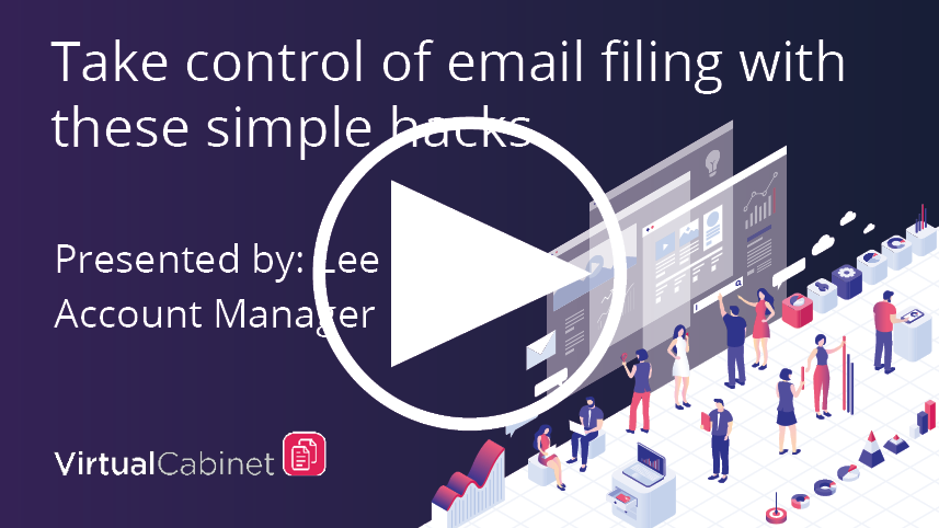 Take control of email filing with these simple hacks - webinar