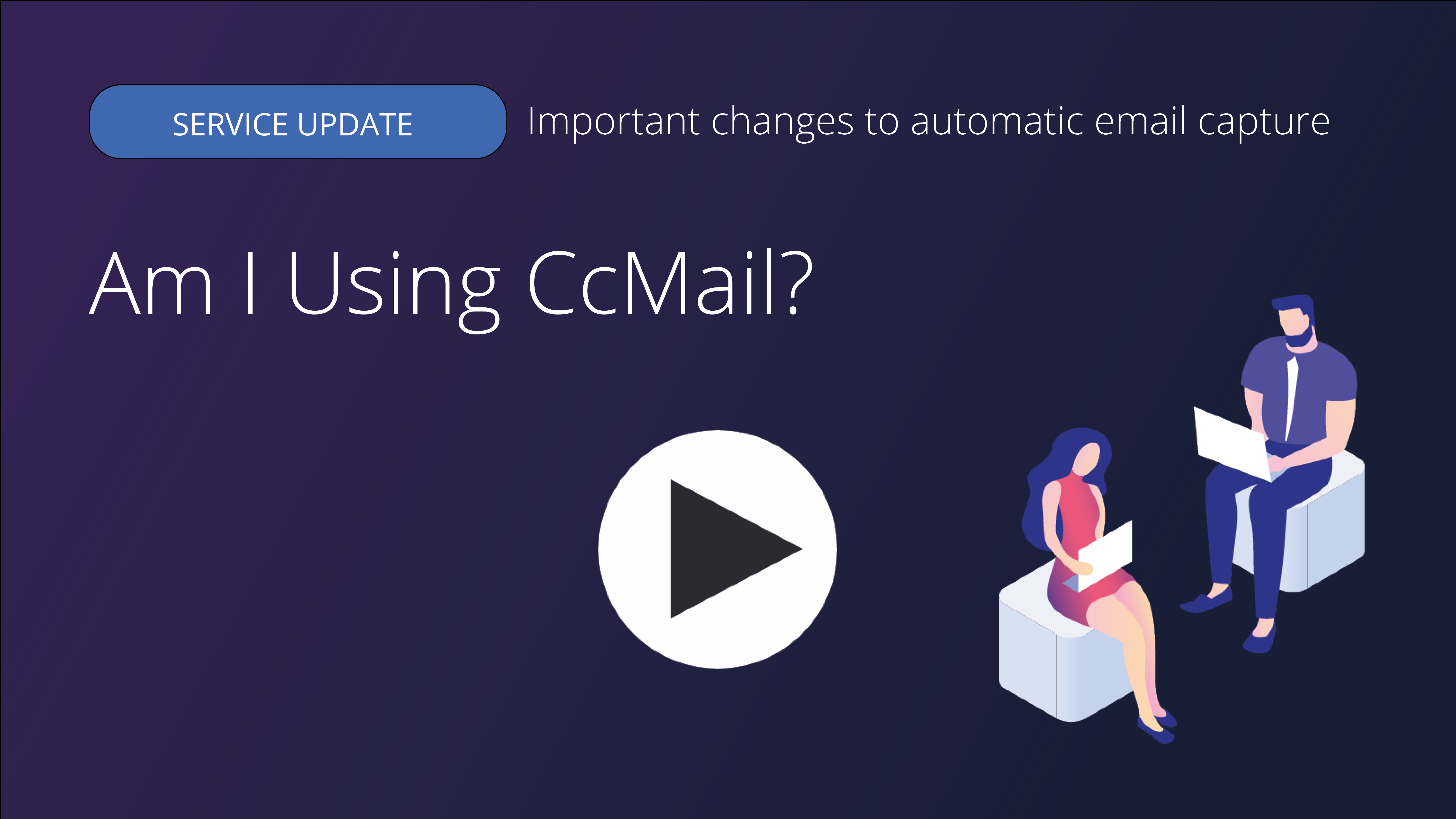 Am I using CCmail video