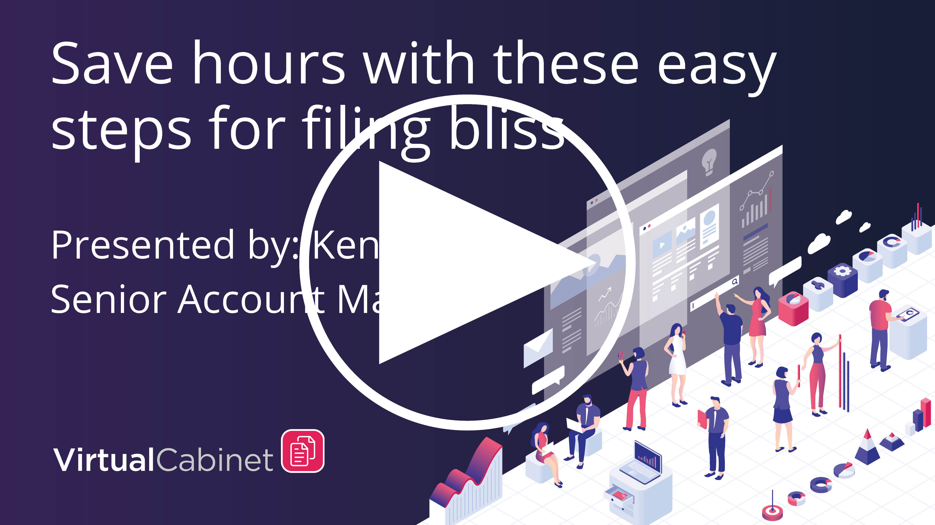Save hours with these easy steps for filing bliss webinar