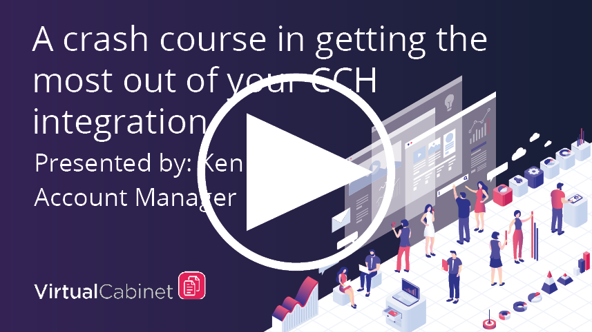 A crash course in getting the most out of your CCH integration - webinar