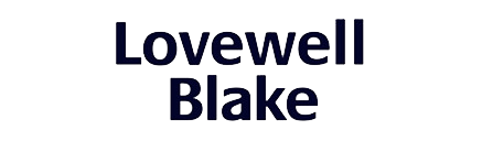 Lovewell Blake, Accountants and financial advice firm, select Virtual Cabinet Document Management Software -company logo